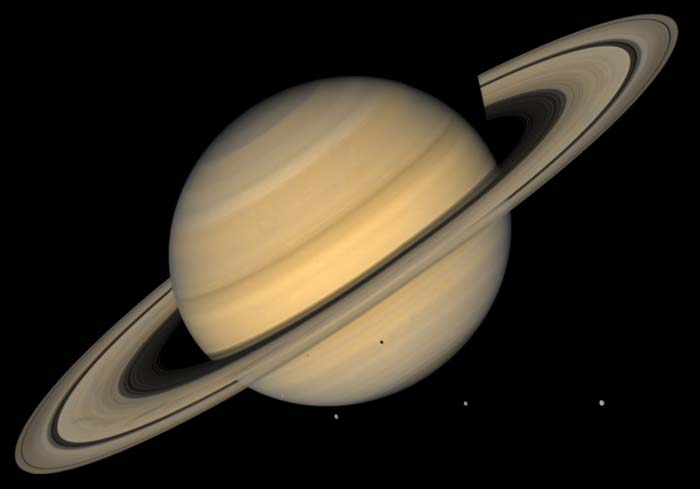 Overview  Saturn  Solar System Exploration NASA Science